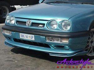 VW Golf MK3 ABT-Style Grille -0