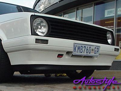 VW Golf MK1 New Cti type front bumper