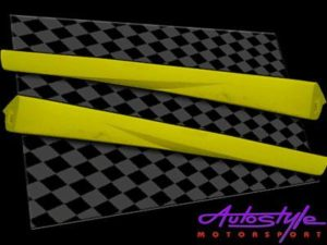 Fiesta '99 to '04 GT Side Skirts -0