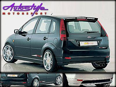 MS Design R/A Ford Fiesta 02 Up-0