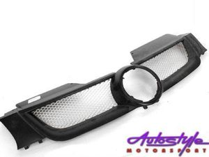 Vw Jetta Mk4 Mesh Grille with Badge space-0