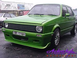 Vw Golf Mk1 Accessories and Body Kits