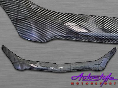 NX RunX Carbon Bonnet Shield