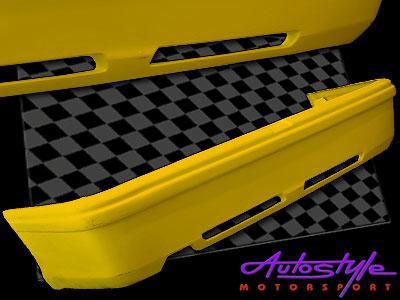 Opel Monza FibreBoyz Rear Bumper