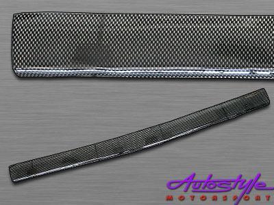 Nissan 1400 Bakkie Carbon Bonnet Shields