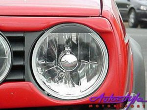 Vw Golf Mk2 Diamond Headlights-0