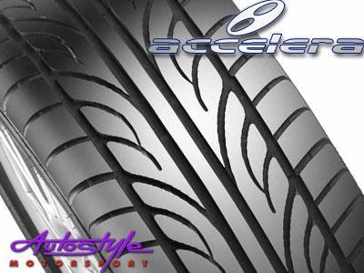 245-40-17' Accelera tyres