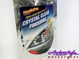 GlassyLite Headlight Restoration & Protection Kit-0