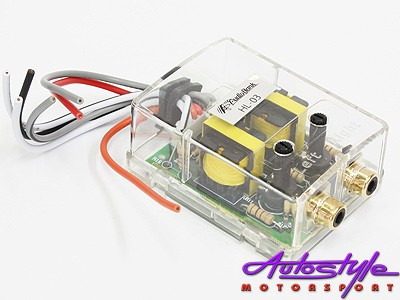 Audiobank Rca Line Converter -0