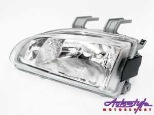 Honda Luxline Crystal Headlights (pair)-0