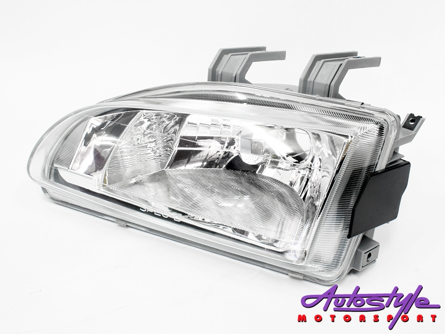 Honda Luxline Crystal Headlights (pair)