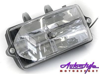 Universal Smoke Crystal Spotlamps
