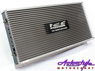 Ice Power 4200w 4ch Pro Series Amplifier