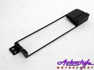 Suitable to fit E46 Radio Fascia Trim Plate-0