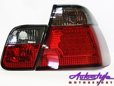 Suitable to fit E46 LED Taillights 02 - 04