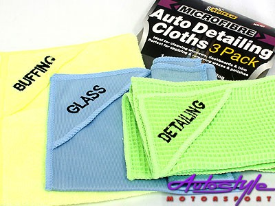 Autodetailing Cloth 3pack-0
