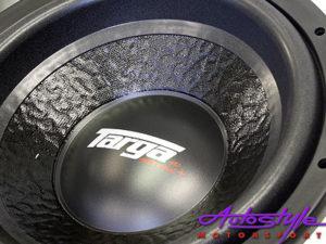 """Targa 12"""" 4ohm DVC Subwoofer - 650rms x 2-9704"""