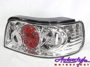 Toyota Tazz '99up Chrome Altezza Style Talights