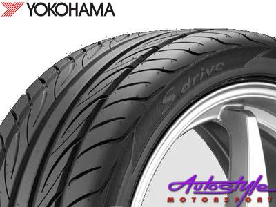 235-35-19″ Yokohama V701 Tyres