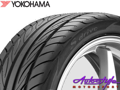 225-35-19″ Yokohama S Drive AS01