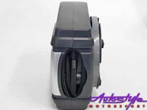 Ring Automotive 12v Portable Air Compressor-9724