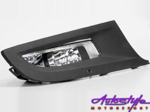 VW Polo 2010 Fog Lights & Surround-0