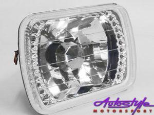 Nissan 1400 Chrome Led Headlight -9854