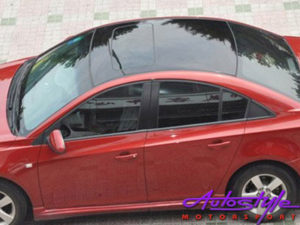 Black Panoramic Sunroof Vinyl 750 x 1m-9823