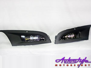 VW Polo 2010 Fog Lights & Surround-19927