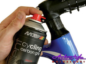Motip Cycling Carbon Grip-10194