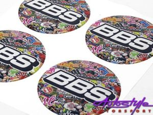 Mag Gel Decals 60mm Bomb BBS-0