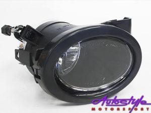 Non-Original S46 Sport Bumper Fog lights -0