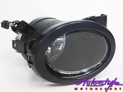Non-Original S46 Sport Bumper Fog lights