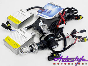 Philips H3 Xenon HID Conversion Kit-9991