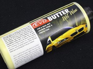 Evo Butter Wet Wax For a deep, wet looking shine and protection-0