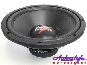 "Ice Power 12"" 800w SVC Subwoofer -0"