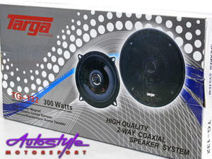 "Targa 5"" 300w 2way Mid Range Speaker-0"