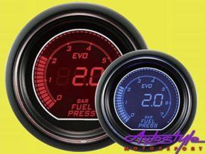 Autogauge EVO Fuel Pressure Gauge 52mm-0