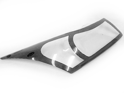 2008 Chevrolet Cruze Carbon Headlight Shields