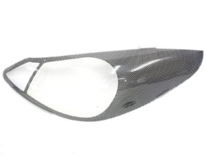 Raceline Carbon Headlight shields for Hyundai i10 (08+)-0