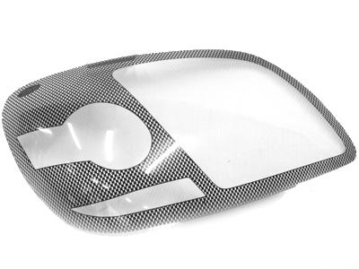 Mazda Drifter BT-5 Carbon Fibre Look Headlight Shields