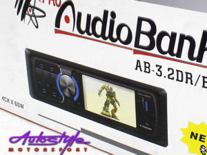Audiobank AB-3.2DRBT DVD with built in Screen-10413