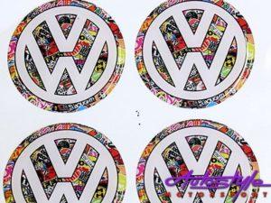 VW Stickerbomb Mag Gel Decal-0