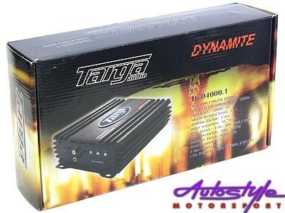 Targa Dynamite Mono Amplifier 1 OHM-10613