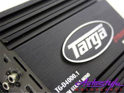 Targa Dynamite Mono Amplifier 1 OHM-10614