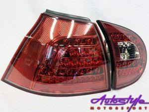 VW Mk5 LED Red Tailight -0