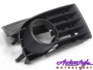 VW Golf Mk5 Bumper Foglight Frame-0
