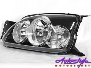 Ford Bantam 2006 Smoke Headlight-0