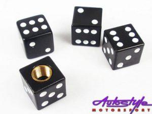 Dice Style Valve Caps-0