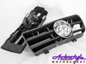 NX VW Golf 4 Fog Lamp With Frame-0
